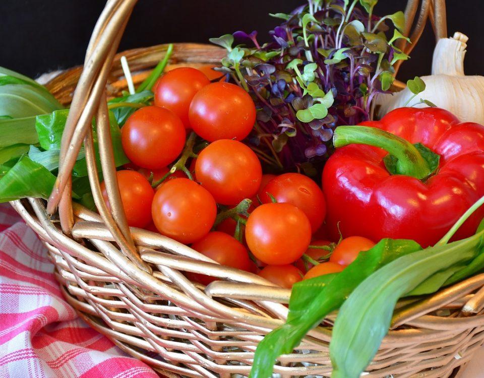 vegetable container garden